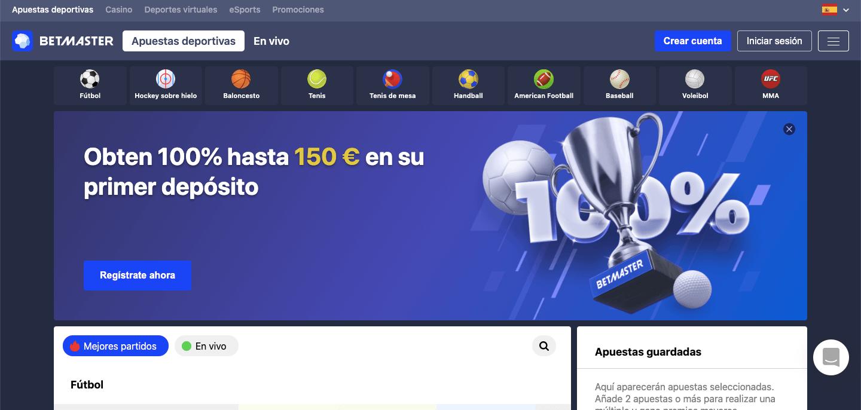 Betmaster MX