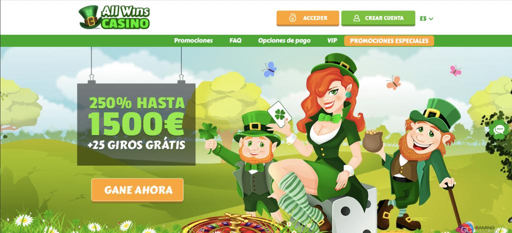 Allwins Casino MX